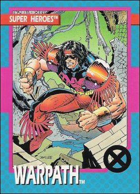 X-Men: Series 1 (Base Set) 26-A by Impel
