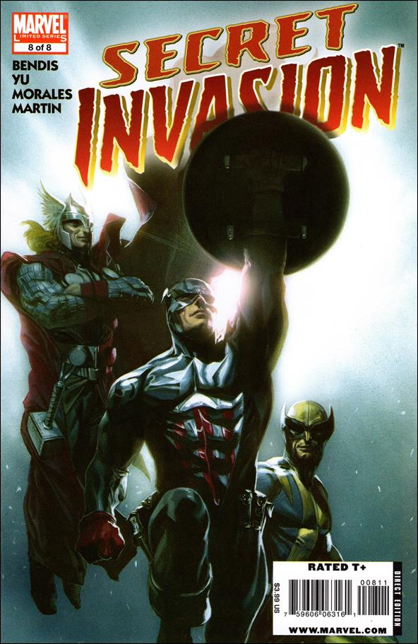 Secret Invasion 8-A by Marvel