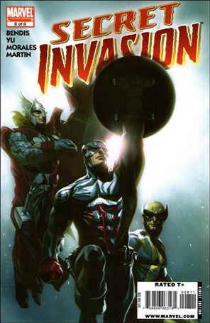 Secret Invasion 8-A