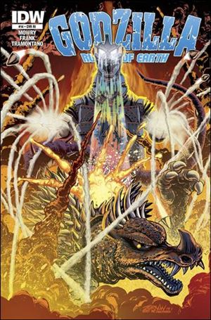 Godzilla: Rulers of the Earth 14-B