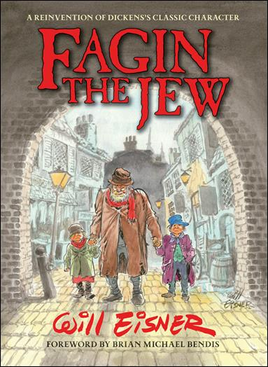 Fagin the Jew 1-A by Dark Horse
