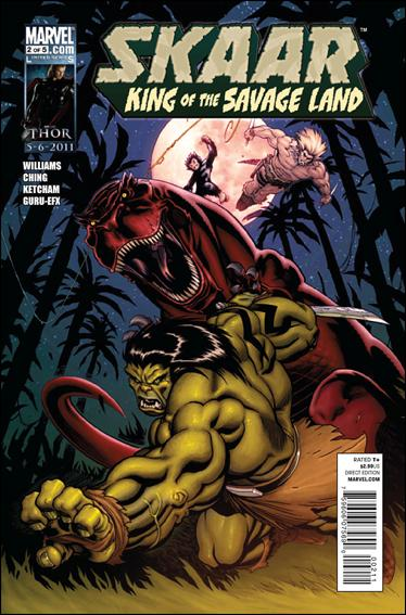 Skaar: King of the Savage Land 2-A by Marvel