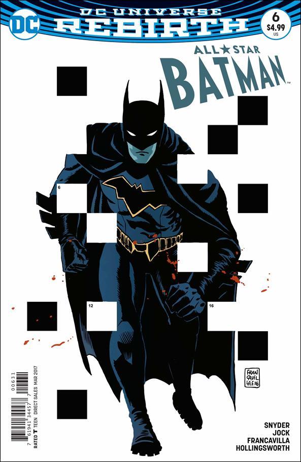 All-Star Batman 6-C by DC