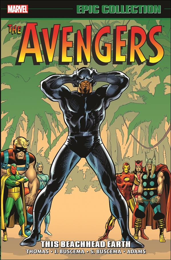 Avengers: Epic Collection 5-A by Marvel
