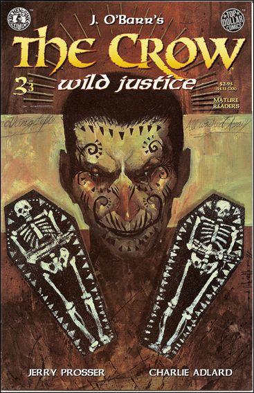 Crow: Wild Justice 3-A by Kitchen Sink
