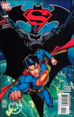 Superman/Batman 44-A