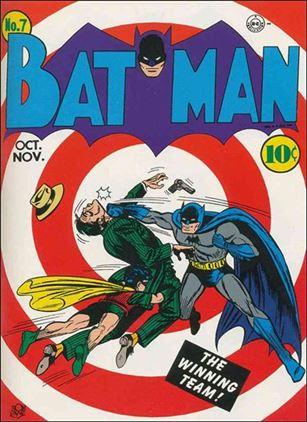 Batman (1940) 7-A