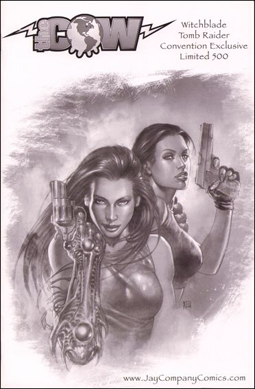Witchblade/Tomb Raider 1-F by Top Cow