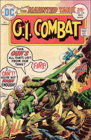 G.I. Combat (1952) 178-A by DC