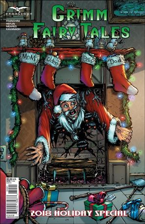 Grimm Fairy Tales Holiday Special 2018-B
