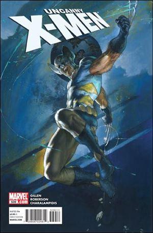 Uncanny X-Men (1981) 539-A