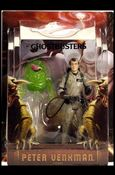 Ghostbusters: Movie Masters Peter Venkman with Slimer