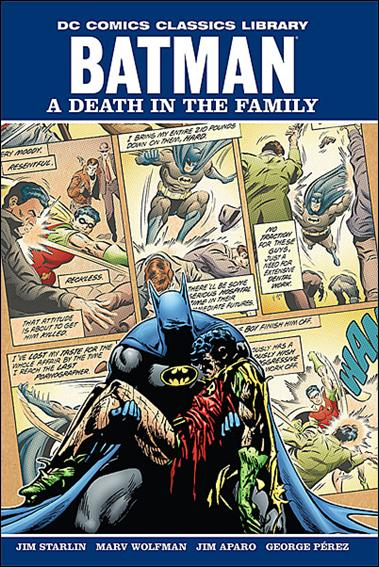 DC Comics Classics Library - Batman: A Death in the Family nn-A by DC