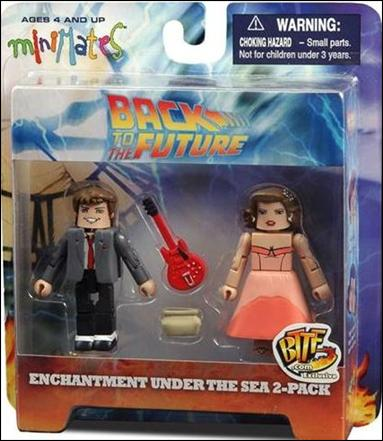/'Enchantment Under the Sea/' Exclusive 2-Pack Back to the Future Minimates