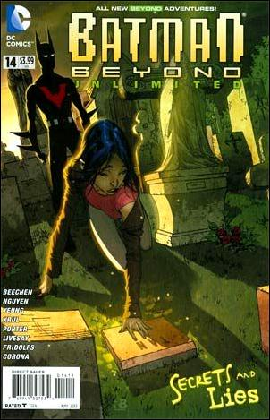 Batman Beyond Unlimited 14-A by DC