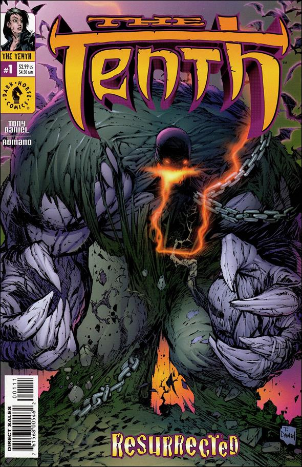 Tenth: Resurrected 1-A by Dark Horse