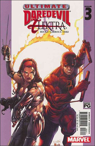 Ultimate Daredevil and Elektra 3-A by Marvel