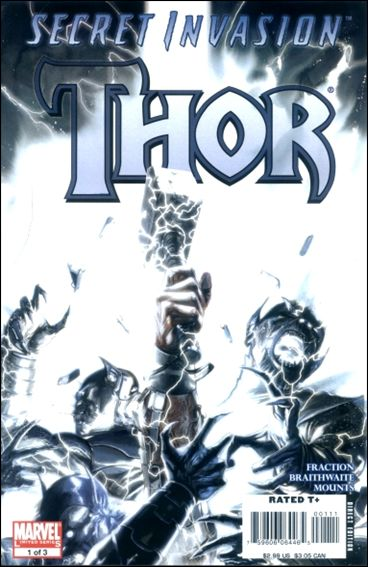 Secret Invasion: Thor 1-A by Marvel