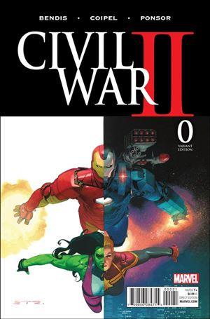 Civil War II 0-B