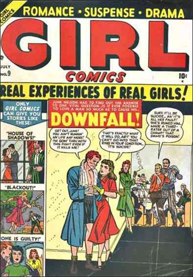 Girl Comics (1949) 9-A by Marvel