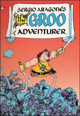 Groo the Wanderer 1-A by Epic