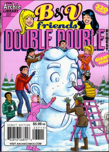B&V Friends Double Digest Magazine 237-A by Archie