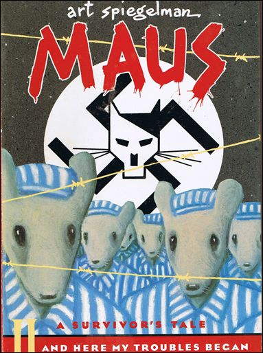 Maus: A Survivor's Tale 2-A by Pantheon