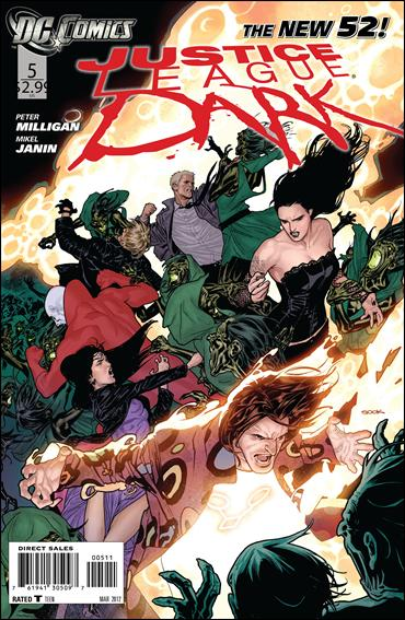 Justice League Dark 5-A by DC