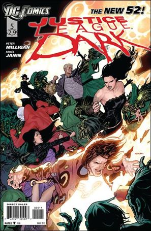 Justice League Dark 5-A