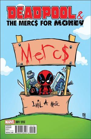 Deadpool & the Mercs for Money (2016/09) 1-D