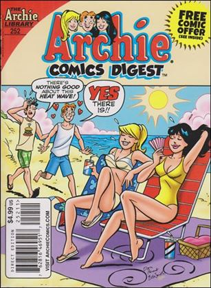 Archie (Comics) Double Digest 252-A