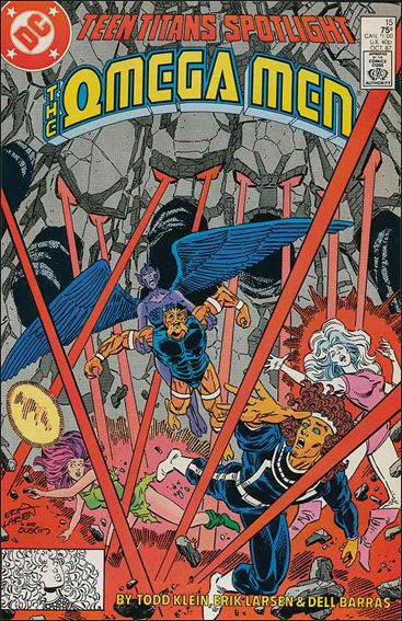 Teen Titans Spotlight 15-A by DC
