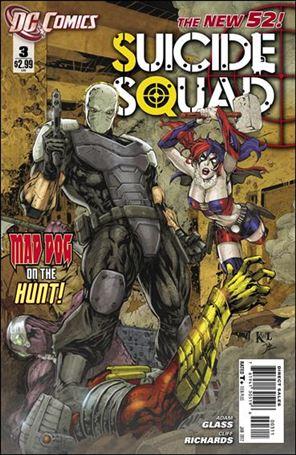 Suicide Squad (2011) 3-A