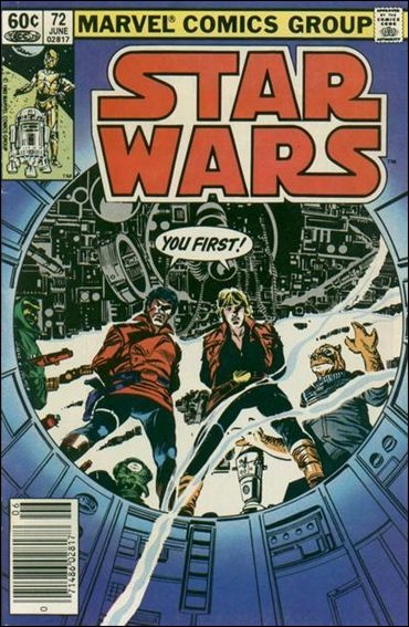 Star Wars (1977) 72-A by Marvel
