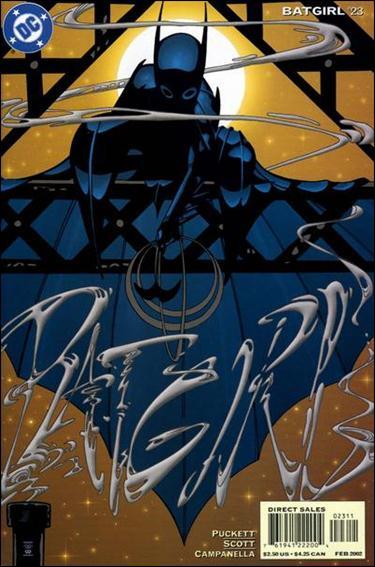Batgirl (2000) 23-A by DC