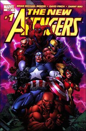 New Avengers (2005) 1-D