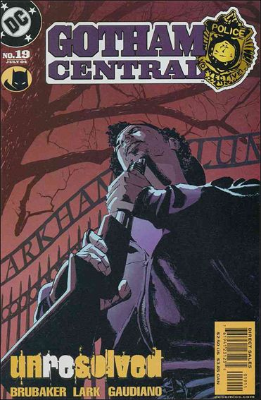 Gotham Central 19-A by DC