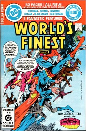 World's Finest Comics 267-A