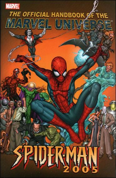 Official Handbook of the Marvel Universe: Spider-Man 2005 nn-A by Marvel
