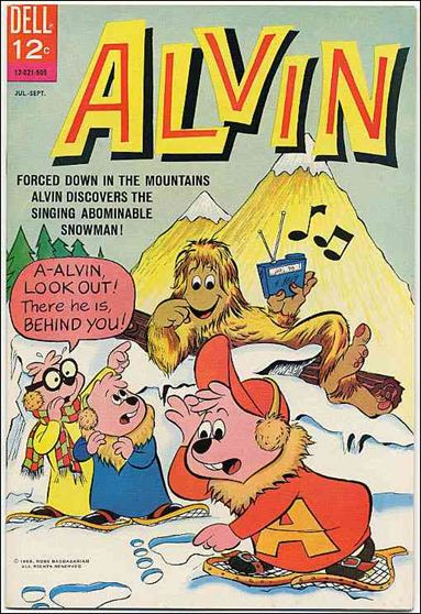 Alvin 12-A by Dell
