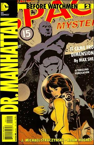 Before Watchmen: Dr. Manhattan 2-A by DC
