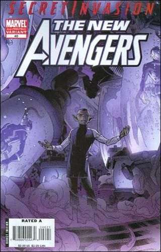 New Avengers (2005) 40-B by Marvel