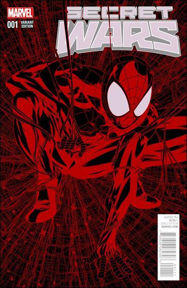 Secret Wars 1-SB by Marvel