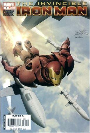 Invincible Iron Man (2008) 3-A