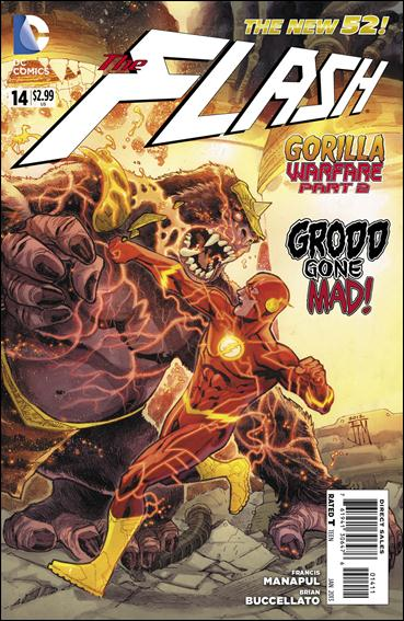 Flash (2011) 14-A by DC