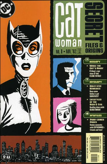 Catwoman: Secret Files and Origins 1-A by DC