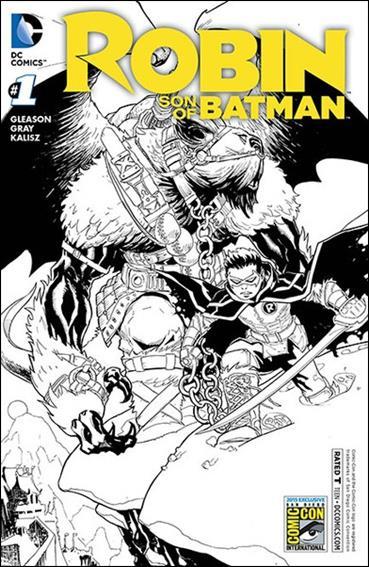 Robin: Son of Batman 1-C by DC