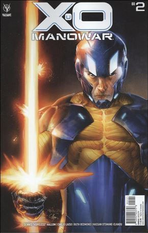 X-O Manowar (2020) 2-B