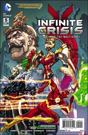 Infinite Crisis: Fight for the Multiverse 5-A