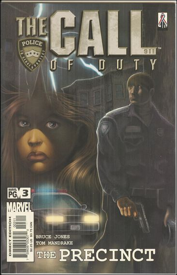 Call of Duty: The Precinct 3-A by Marvel